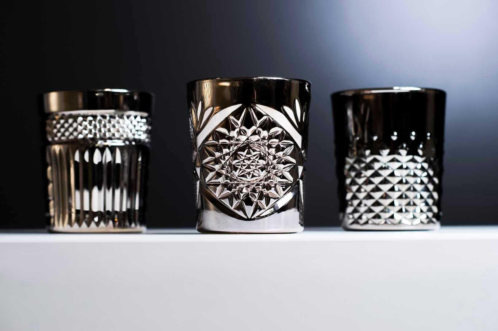 Efecto Metalizado Sobre Productos | Vajillería Y Cristalería