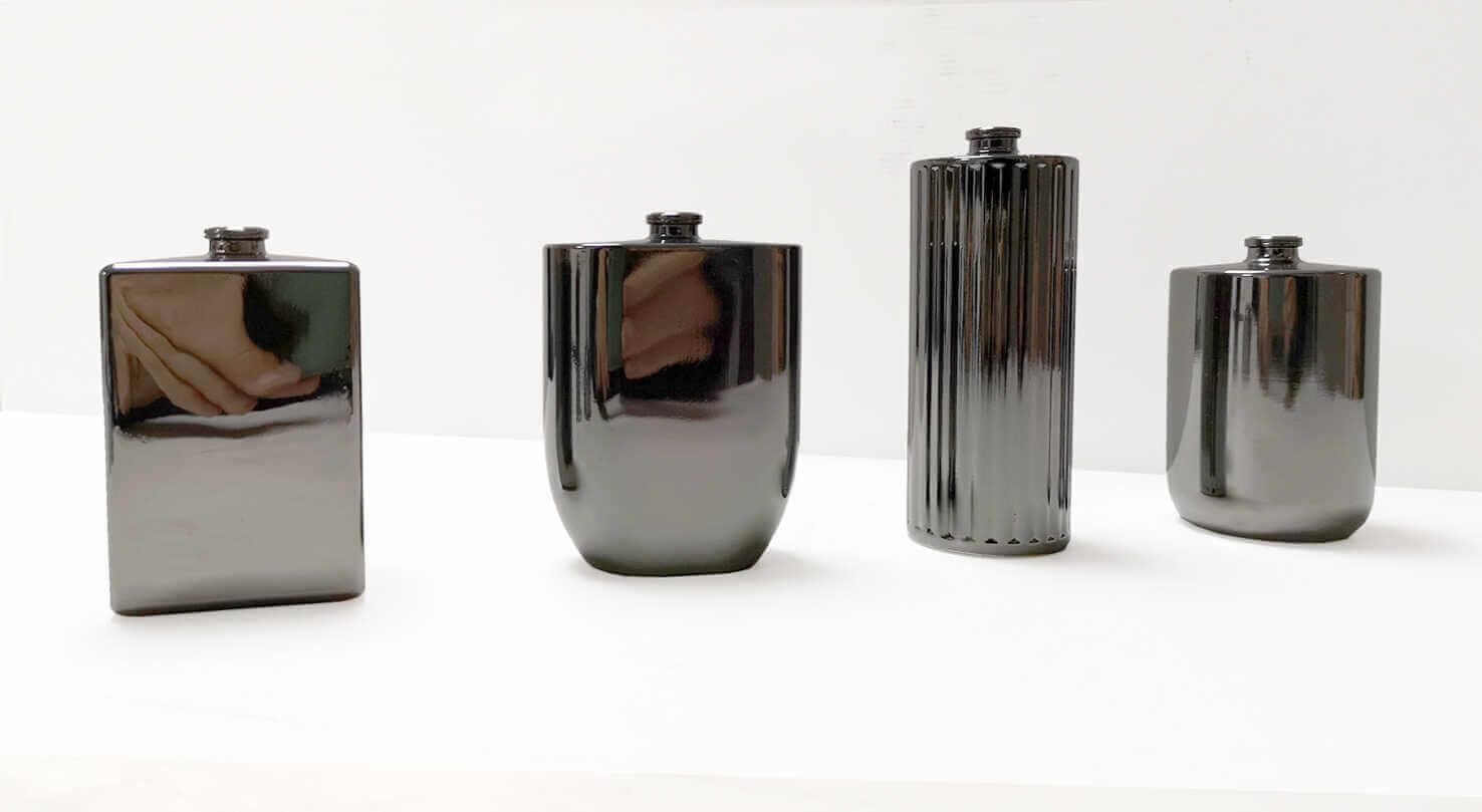 Antracite Botellas | Botellas Decoradas