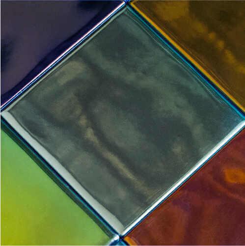 Irisdecente   Tipos De Metalizados / Colores