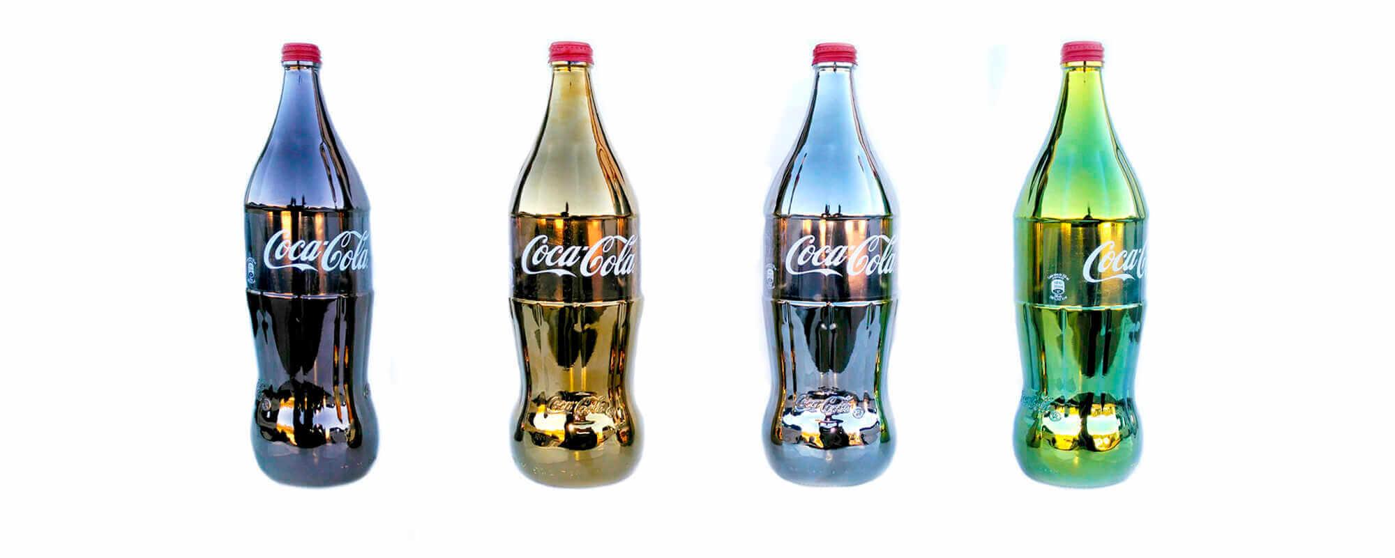 Botellas Cocacola V3 | Botellas Decoradas
