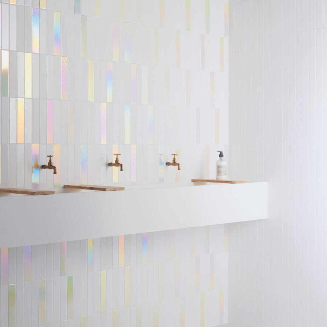 Cer Mica De Dise O   Cerámica De Diseño: La Tendencia Más Cool Del Momento.   Azulejos Metalizados